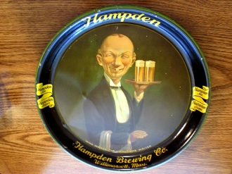 Hampden Ale and Lager Beer Tray