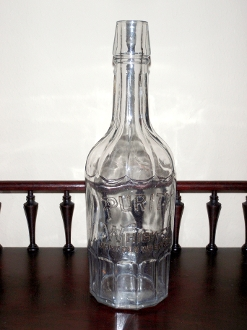 Purity Whiskey Back Bar Bottle