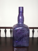 Brookfield Rye Geo Bieler Sons Cincinnati Bottle