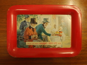 Miller High Life Enjoy Life Tip Tray