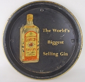 Gordon's Dry Gin Serving Tray