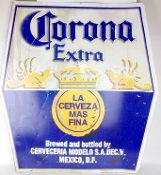 Corona Extra Distressed Beer Advertising Sign