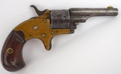 Colt Open Top Old Line .22 Caliber Revolver