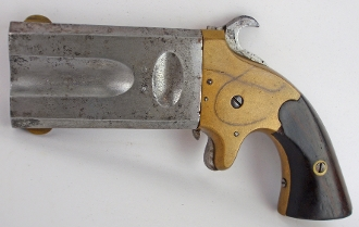 American Arms Co Double Barrel 41 RF Caliber Derringer