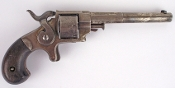 Allen and Wheelock Sidehammer .22 Caliber Revolver