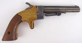 Dickinson Single Shot .32 caliber Deringer