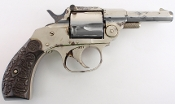 Maltby and Curtiss Co .32 SW Short Caliber Revolver