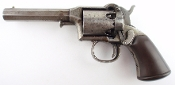 Remington Beals 1st Model Pocket .31 Caliber Percussion Revolver