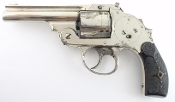 American Arms Top-Break Hammerless .38 Caliber Revolver