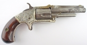 Marlin No 32 Standard 1875 .32 Caliber Pocket Revolver