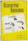 Remington Handguns by Charles L. Karr, Jr and Caroll R. Karr