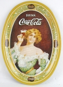 Drink Coca Cola Tip Tray