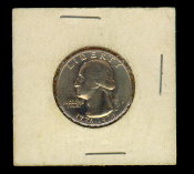 25 Cent 1776-1976 Bicentennial Quarter Dollar Coin