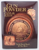 Gun Powder Cans and Kegs the Bacyk Collection by Bacyk and Rowe