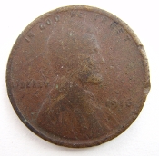 1916 Lincoln Wheat One Cent Penny