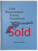 Colt Peacemaker Yearly Variations by Keith Cochran