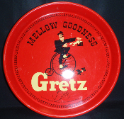 Gretz Mellow Goodness Beer Tray