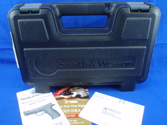 Smith & Wesson M&P Military & Police Case