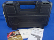 Smith & Wesson M&P Large Factory Black Case Box & Manual