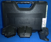 Springfield XD-9 Factory Hard Pistol Case with Accessories