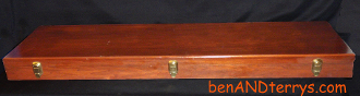 Winchester Wood Case for Pair of 1894 Winchesters