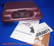 Smith & Wesson  Lady Smith Models Carry Case