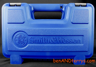 "Smith & Wesson Factory NEW EOM Case Fits UpTo 6"" Barrel S&W Box"